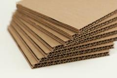 Cardboard Royalty Free Stock Photo