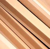Cardboard background Stock Images