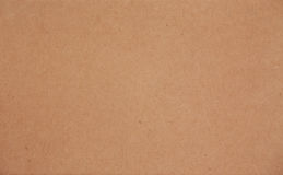 Cardboard background Royalty Free Stock Photography