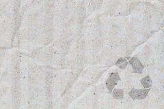 Cardboard background Royalty Free Stock Image