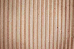Cardboard Background Stock Photography