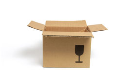 Cardboard Box Stock Photos