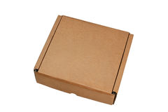 Cardboard Box 2 Royalty Free Stock Photography