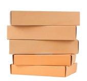 Cardboard box Royalty Free Stock Photos