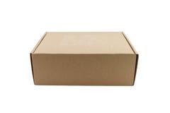 Cardboard box Royalty Free Stock Photography