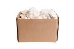 Cardboard box Stock Photography
