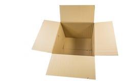 Cardboard Box II Royalty Free Stock Photo