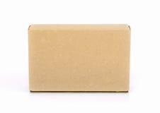 Cardboard box . Royalty Free Stock Photography
