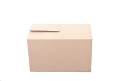 A cardboard box Stock Photos