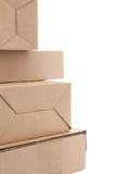 Cardboard Box Stock Photo