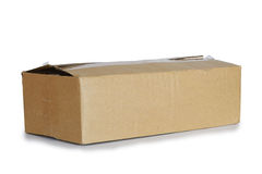 The cardboard box Royalty Free Stock Images