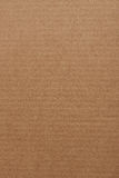 Cardboard brown paper background. Flat blank cardboard texture pattern Stock Images