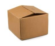 Cardboard carton box Royalty Free Stock Photography