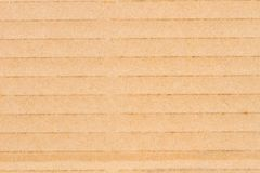 Cardboard and carton textures for backgrounds Stock Image