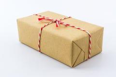 Cardboard carton. Stock Images