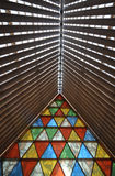 Cardboard Cathedral Royalty Free Stock Photo