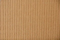 Cardboard Closeup Royalty Free Stock Image