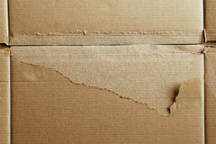 Cardboard Royalty Free Stock Photography