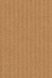 Cardboard Corrugated Grunge Texture Sample Stock Image
