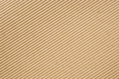 Cardboard corrugated pattern stock images