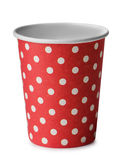 Cardboard cup Royalty Free Stock Photos