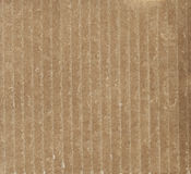 Cardboard detail. Old Cardboard Scrap. Old torn cardboard paper. Corrugated cardboard texture. Image of cardboard texture. Good design element. A carton board Royalty Free Stock Photography