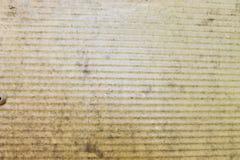Cardboard Detail Surface Detail Royalty Free Stock Photo