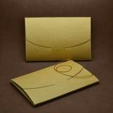 Cardboard envelopes Royalty Free Stock Photos