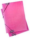 Cardboard folders  Stock Images