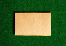 Cardboard note Stock Images