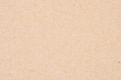 Cardboard paper background Stock Image