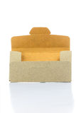 Cardboard paper box Stock Images