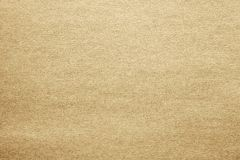 Cardboard and paper of brown beige color Royalty Free Stock Photos