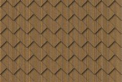 Cardboard Pattern Stock Photography