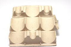 Cardboard protection Royalty Free Stock Image