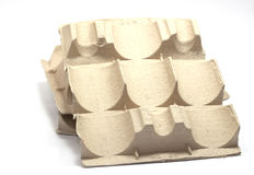 Cardboard protection Royalty Free Stock Images