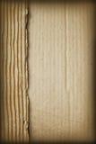cardboard ripped Στοκ Φωτογραφίες
