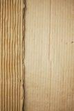 cardboard ripped Στοκ Εικόνες