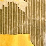 Cardboard sheet. Brown corrugated cardboard sheet background stock photos