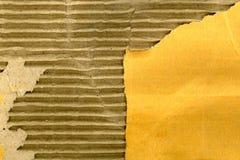 Cardboard sheet Stock Photo