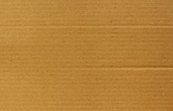 Cardboard sheet abstract background, texture of brown paper box for design art work, old vintage paper for background.  stock photography