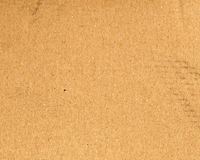 Cardboard sheet background Royalty Free Stock Photography