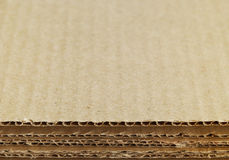 Cardboard Sheets Royalty Free Stock Photo