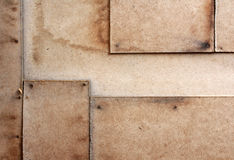 Cardboard sheets background royalty free stock photography
