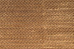 Cardboard Stack Texture. Cardboard textured edges stack up Stock Photos