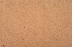 Cardboard Texture Stock Photography