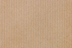 Cardboard texture or background, Corrugated cardboard package background texture.  royalty free stock images
