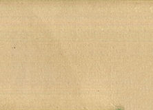Cardboard texture background Stock Image