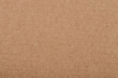 Cardboard texture or background Stock Photography