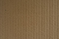 Cardboard. Texture or background cardboard sheet Stock Photography